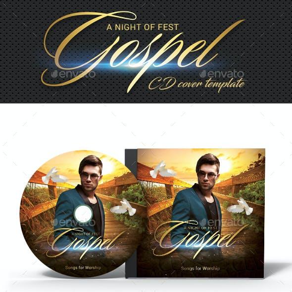 Gospel Fest CD Cover