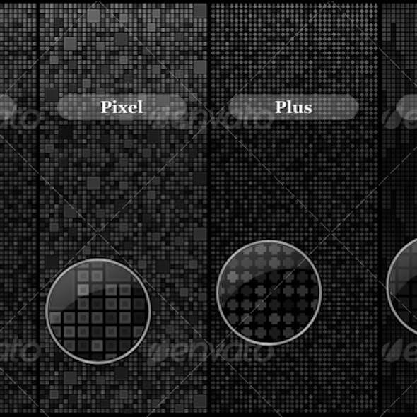 Pixel background Set 1