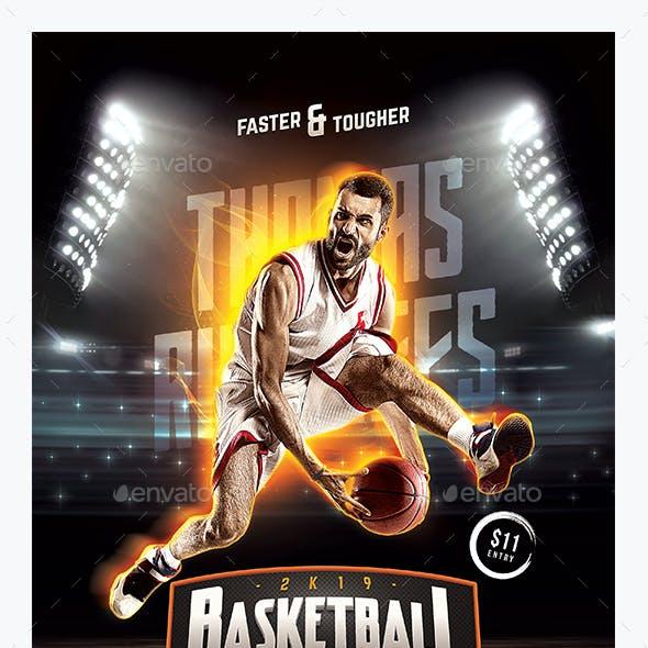 Basketball Player Graphics, Designs & Templates