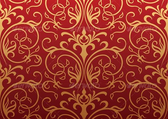 Seamless Wallpaper - Patterns Decorative