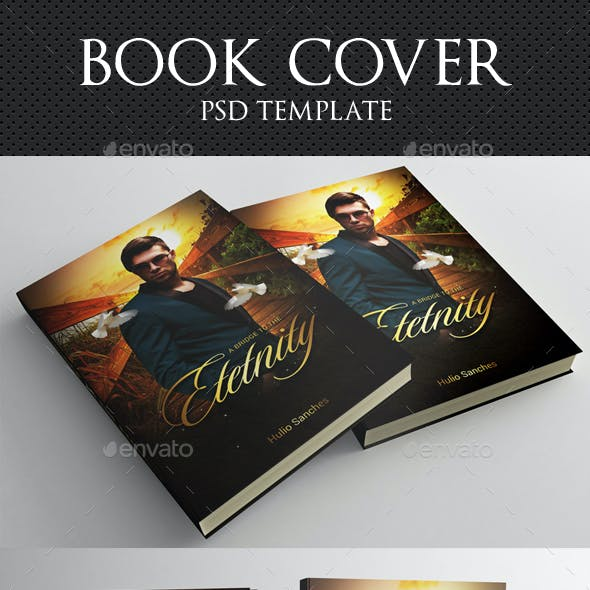 Book Cover Template 38