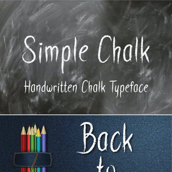 Simple Chalk
