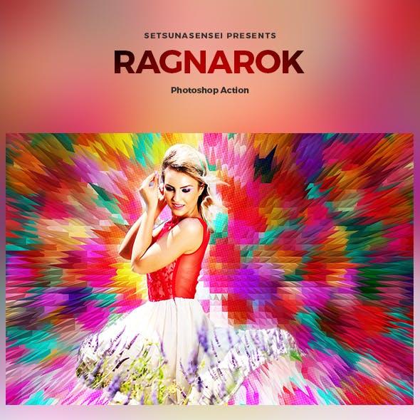 Ragnarok Photoshop Action