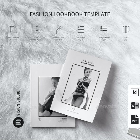 Fashion Lookbook 001
