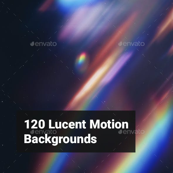 120 Lucent Motion Backgrounds