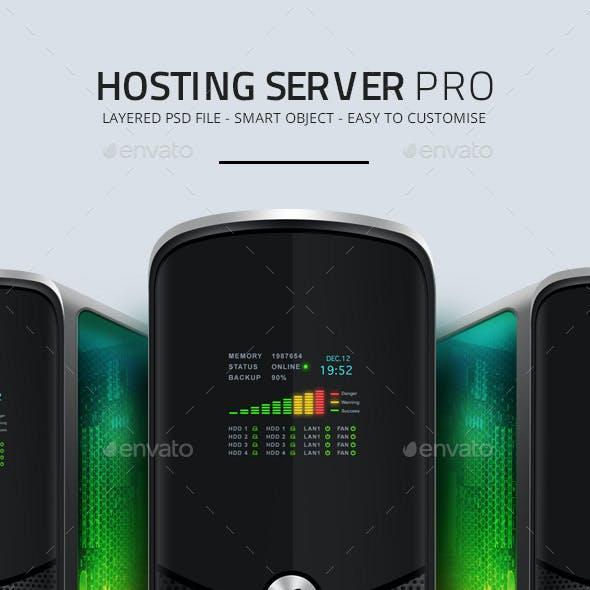 Hosting Server Pro