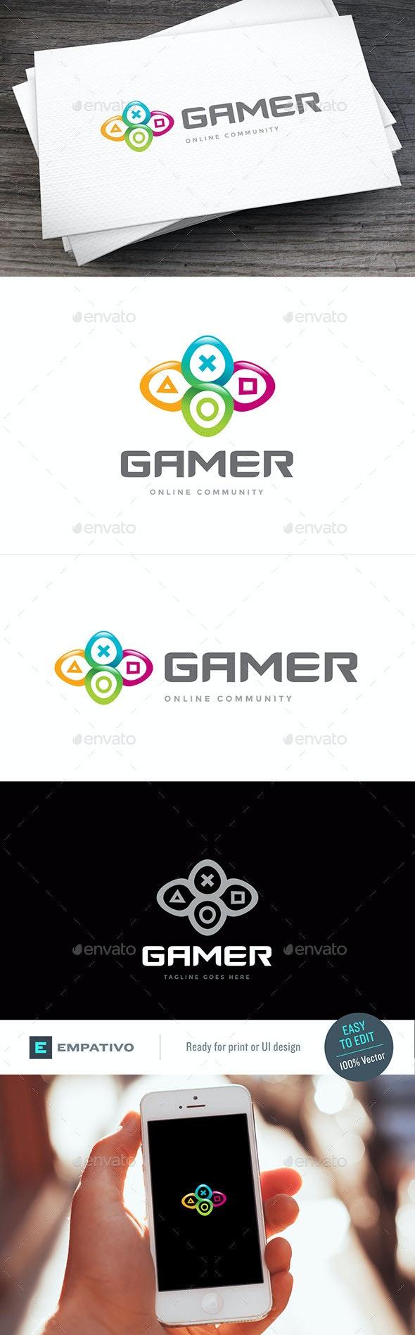 FreePlay Logo Template - Symbols Logo Templates