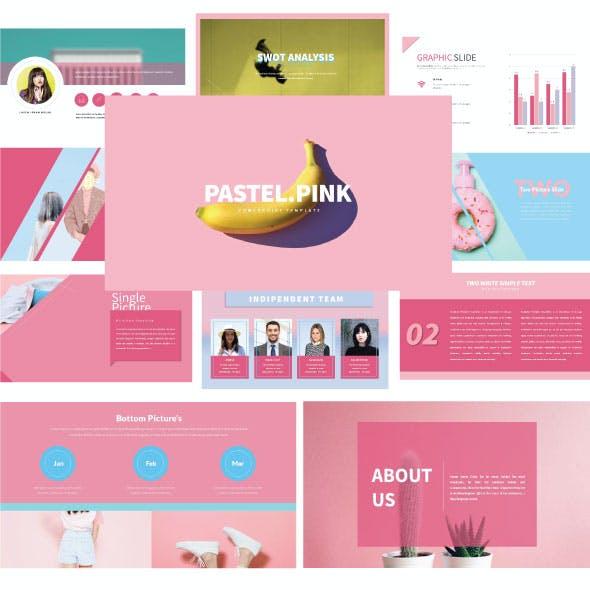 Pstl Pink - Keynote Presentation
