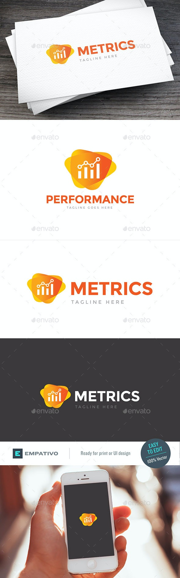 Performance Logo Template