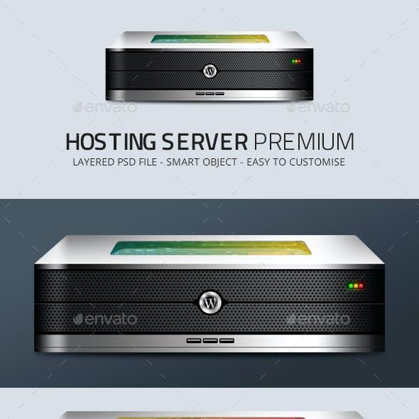 Hosting Server Premium