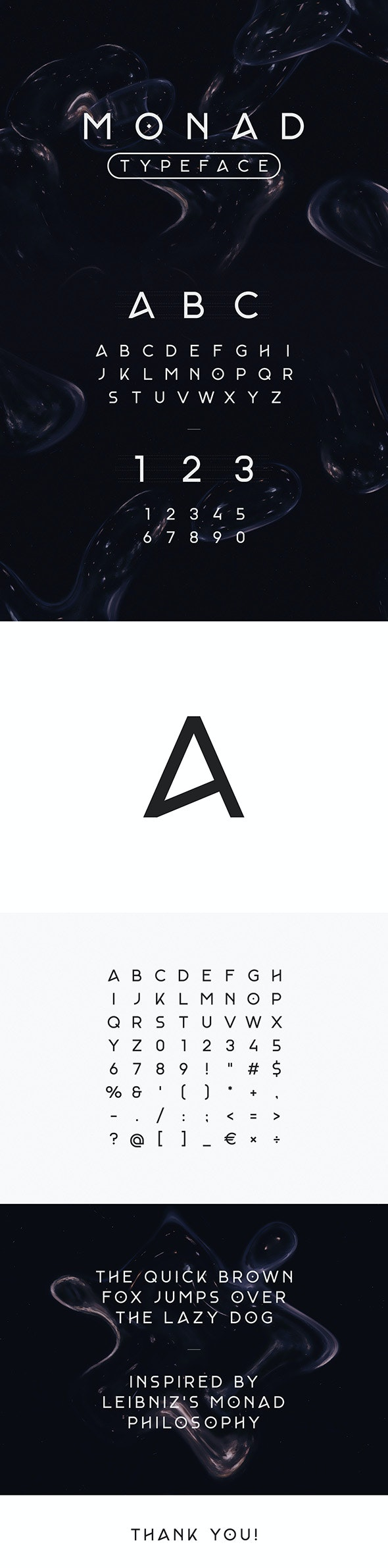 Monad Typeface - Sans-Serif Fonts