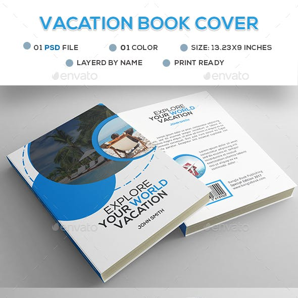 Vacation Book Cover