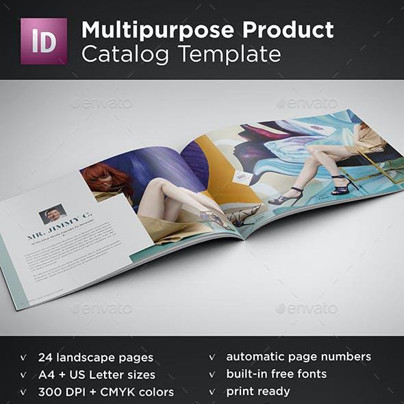 Multipurpose Product Catalog