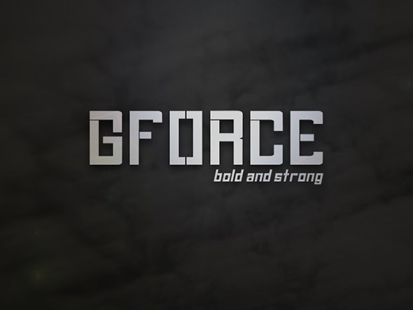 GForce - Futuristic Decorative