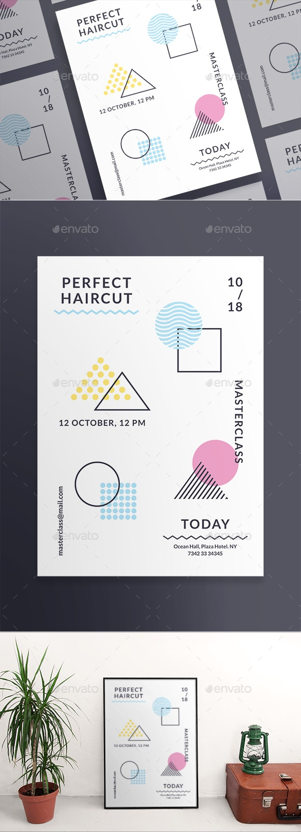 Perfect Haircut Posters - Miscellaneous Events