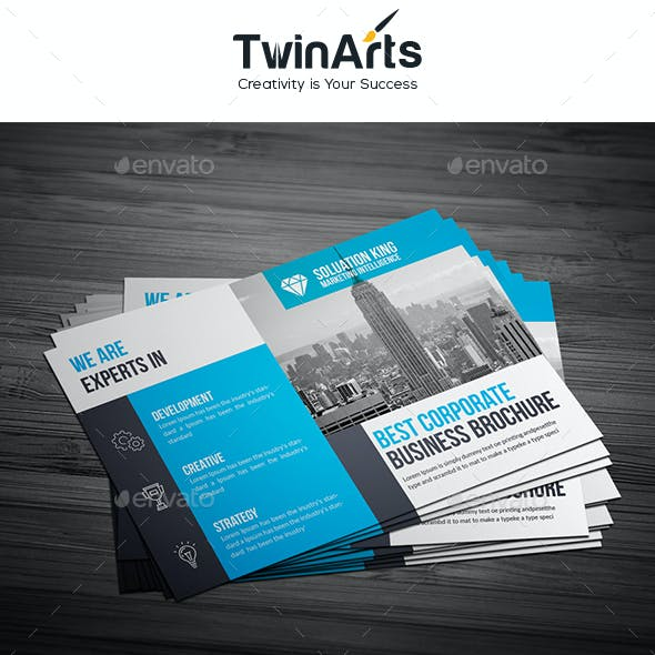 Corporate Post Card Design