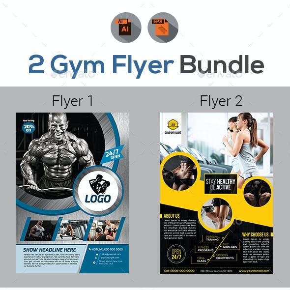 Gym Flyer Bundle