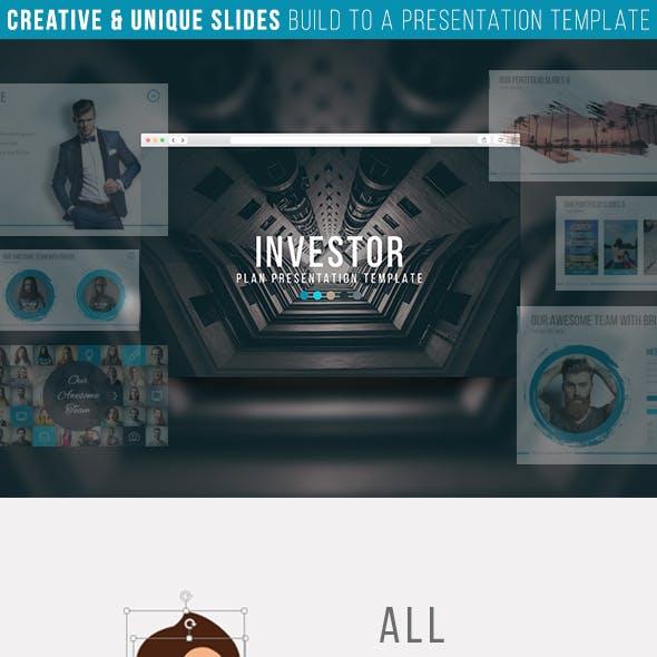 Investor Plan - Presentation Template