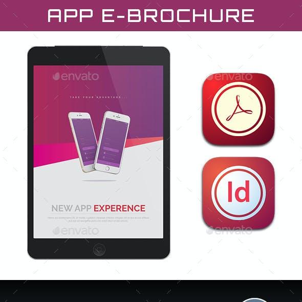 Mobile App E-brochure