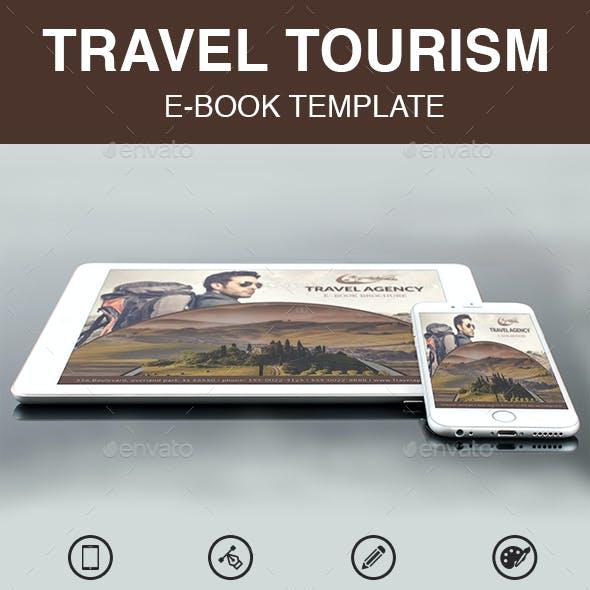 Travel Tourism E-Book Template