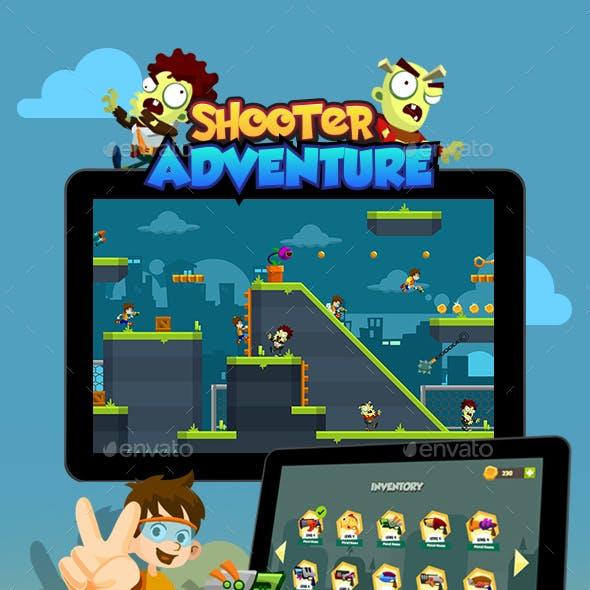 Shooter Kid Adventure