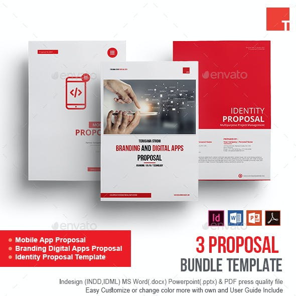 3 Proposal Bundle Template