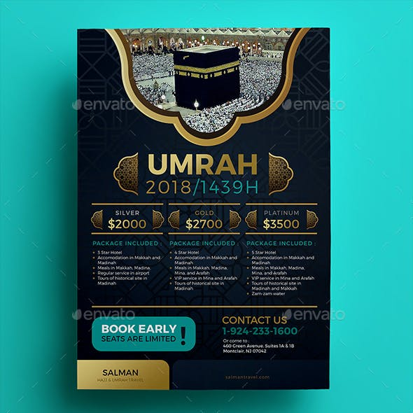 Umrah Flyer