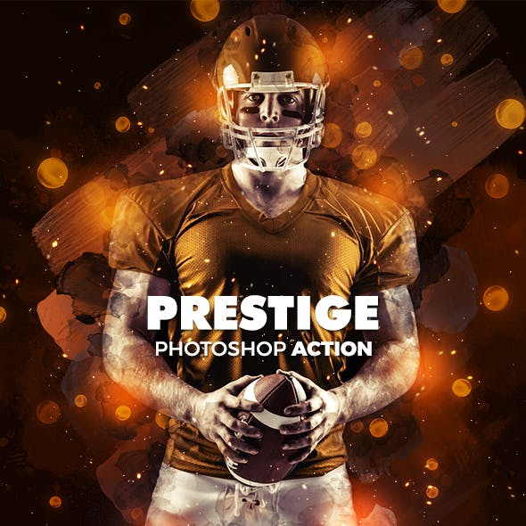 Prestige Photoshop Action