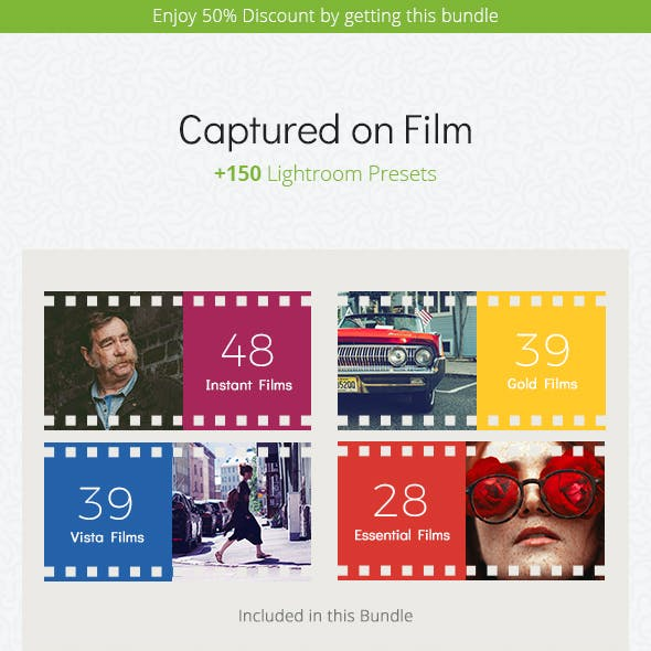 Captured on Film Bundle