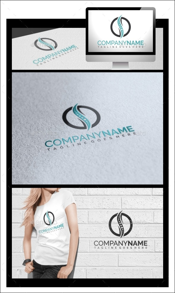 Chiropractic Logo - Company Logo Templates