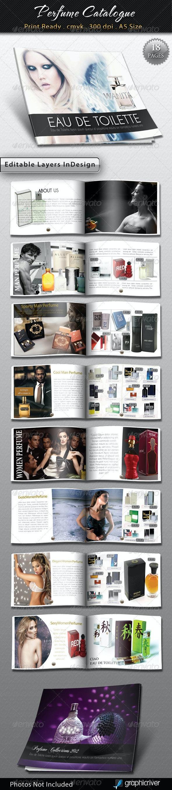 A5 Perfume Catalogue - Catalogs Brochures