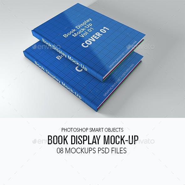 Book Display Mock-Up