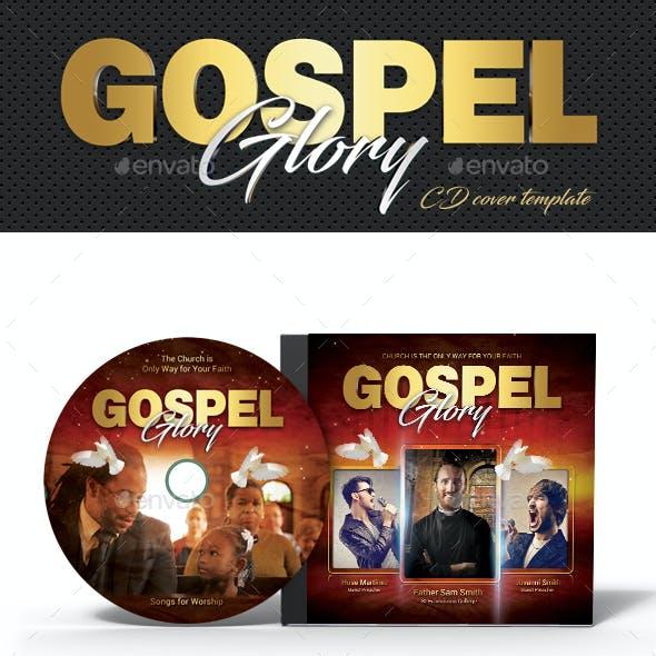 Gospel Glory CD Cover
