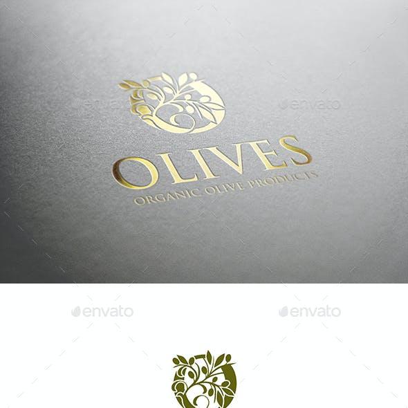 Olives O Logo