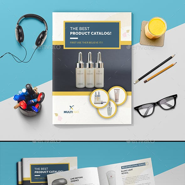 Product Catalog (For All Type Products)