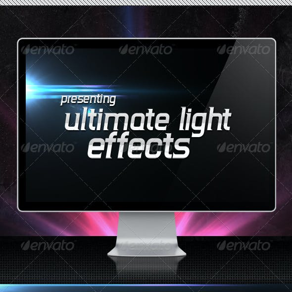 25 Ultimate Light Effects Volume 1