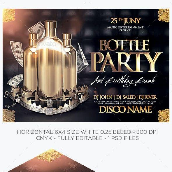 Bottle Bash Party