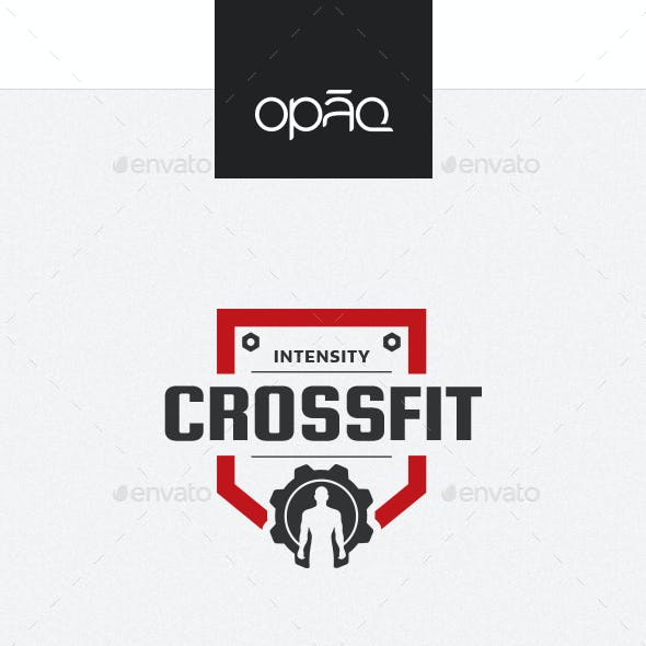 Crossfit Intensity Training Logo