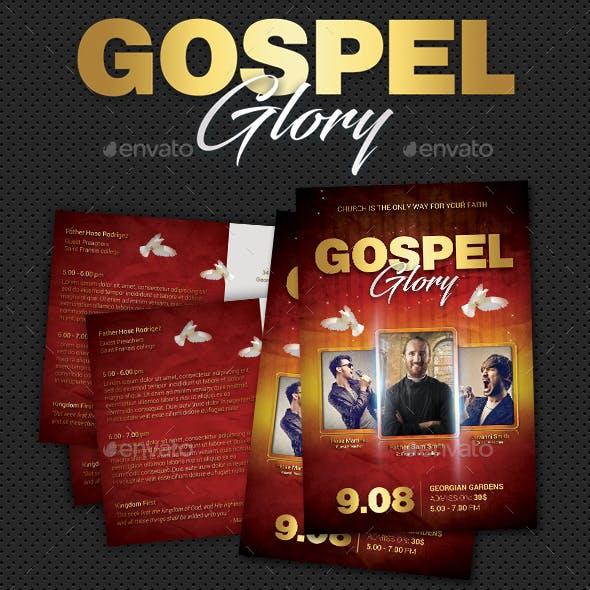 Gospel Fest Postcard V2