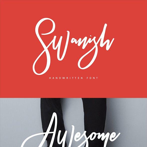 Swanish Typeface