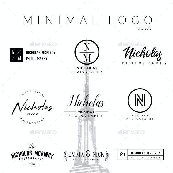 Minimal Logo Vol.1