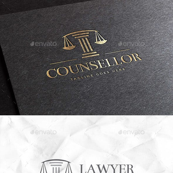 Counsellor Logo Template