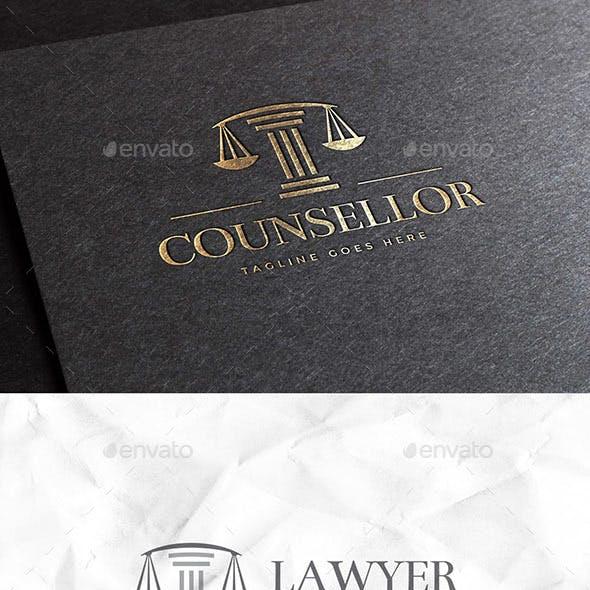 Counsellor Logo Template