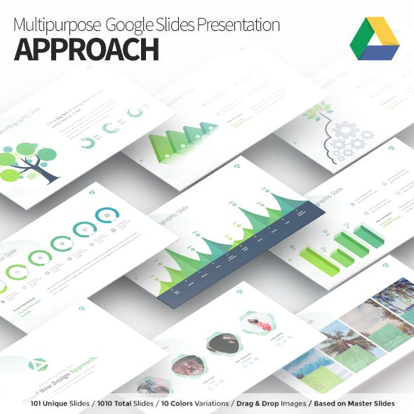 Approach - Multipurpose Google Slide Presentation