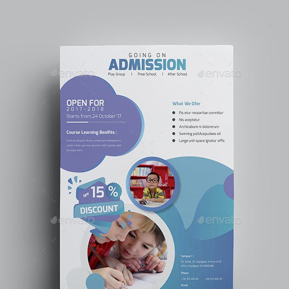 School Flyer