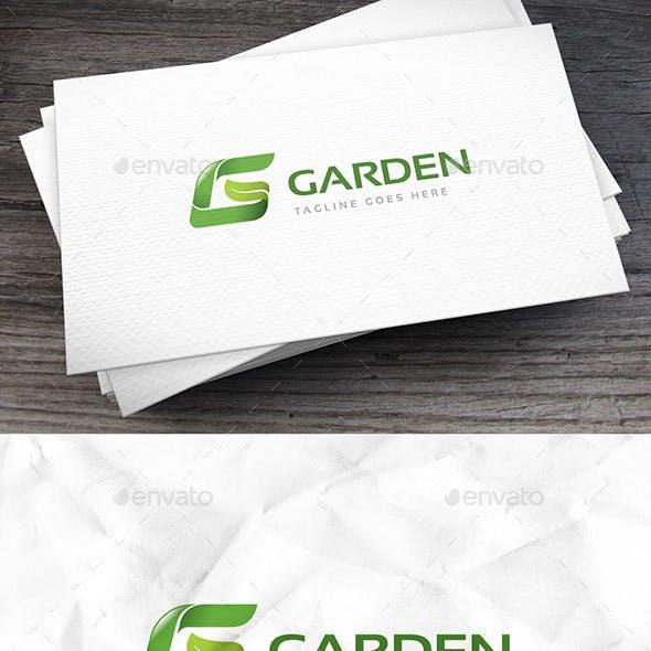 Gardener Logo Template