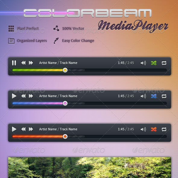 Colorbeam MediaPlayer