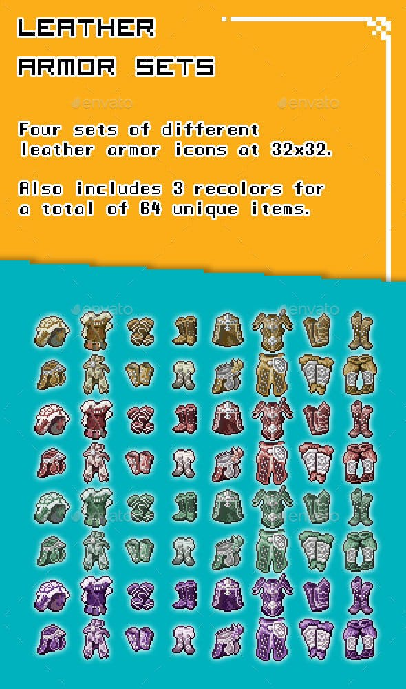 Leather Armor Sets