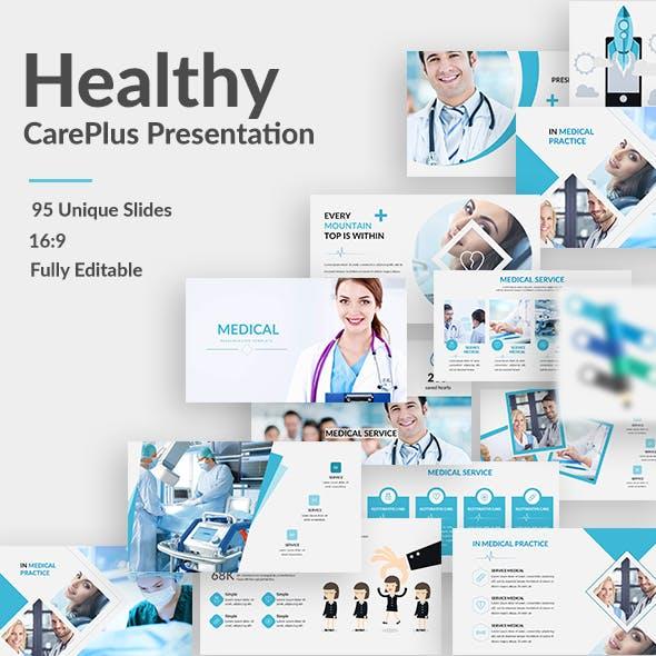 Health CarePlus Keynote Template
