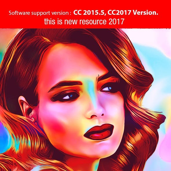 Color Digital Art